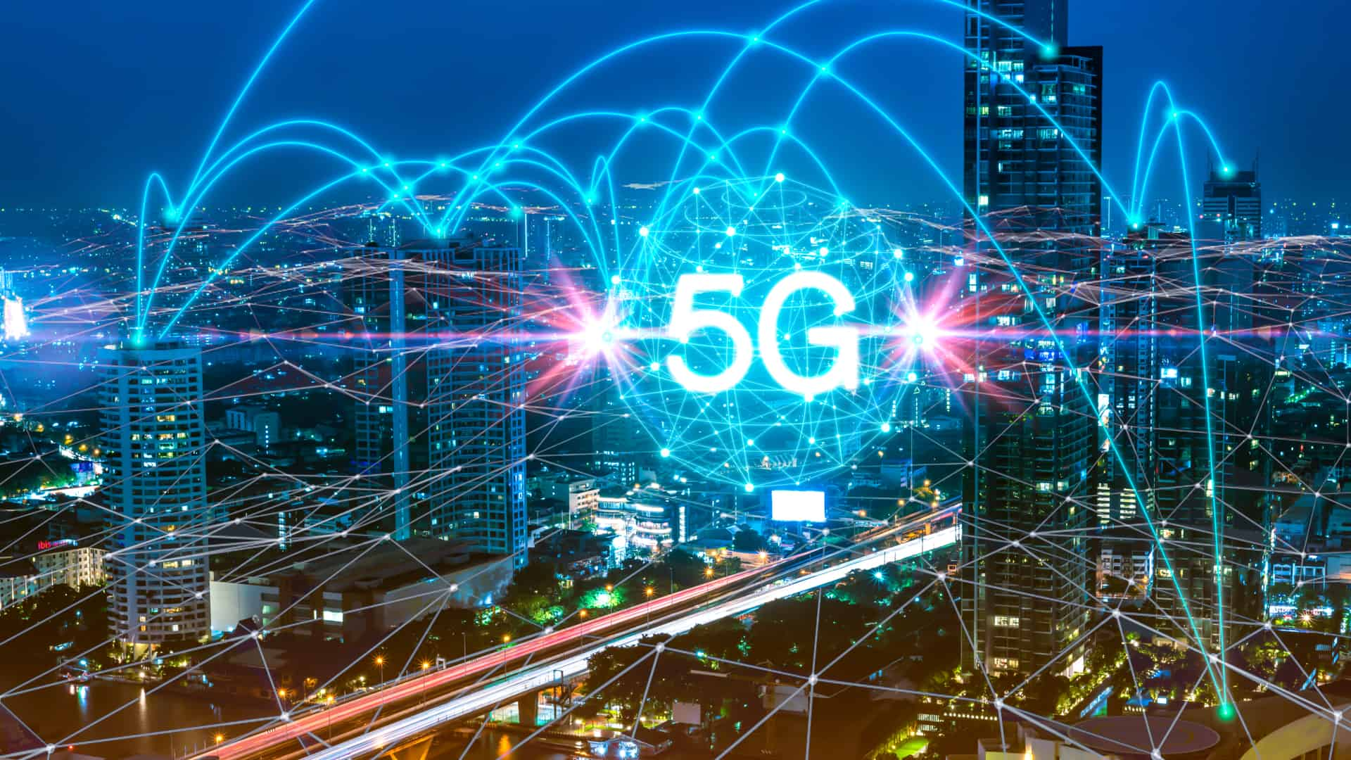اینترنت نسل پنجم مودم 5g