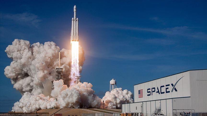 ماموریت شرکت spaceX