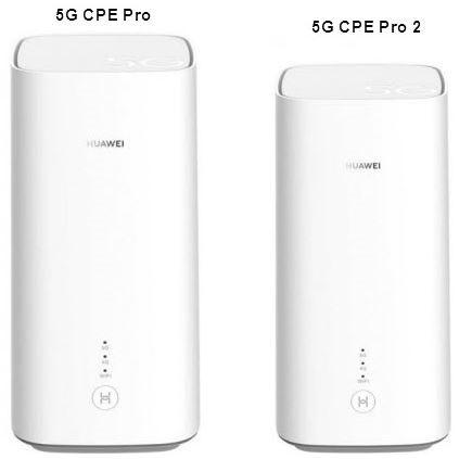 مقایسه مودم 5g cpe pro و 5g cpe pro 2