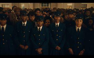 سریال The Underground Railroad (پخش از آمازون)