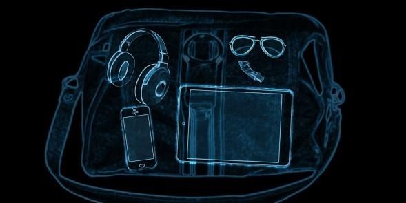 تاثیر اشعه ایکس گیت فرودگاه بر لپ تاپ و گوشی