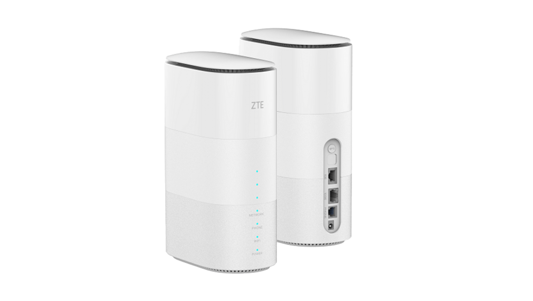 مودم 5G رومیزی ZTE MC801A